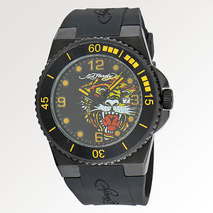 Ed Hardy Men's Immersion Watch