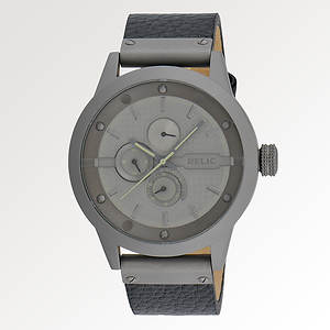 Relic Men's Austin Brown Watch