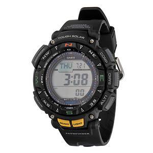 Casio Men's Pathfinder Sensor Watch