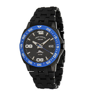 Tommy Bahama Relax Men's Reef Guard Watch With Blue Accents