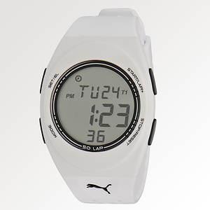 Puma Faas 250 White Watch