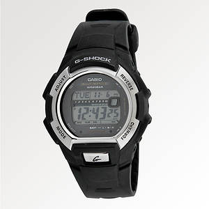 Casio Men's G Shock Black Watch