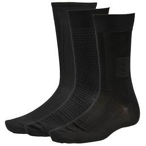 Stacy Adams Gemstone Assortment Socks 3-Pack