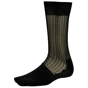 Stacy Adams Ribbed Silky Socks 3-Pack