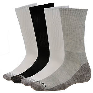Skechers Terry Crew Socks 4 Pack (Men's)