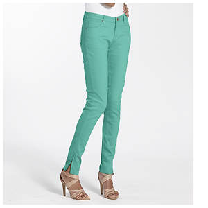 Color Drenched Skinny Jeans