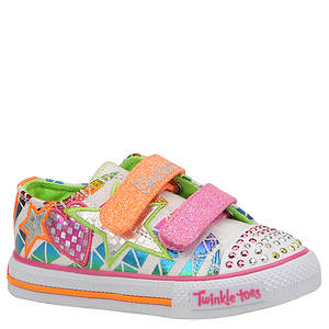Skechers Twinkle Toes Shuffles Classy Sassy (Girls' Infant-Toddler)
