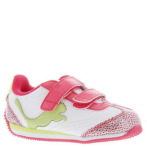PUMA Speeder Illum Glamm V (Girls' Toddler-Youth)