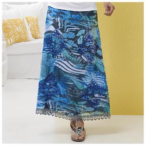 Fusion Maxi Skirt