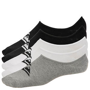 Quiksilver Legacy No Show 5-Pack Socks (Men's)
