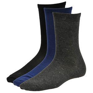 Steve Madden Women's SM26659 3-Pack Crew Socks