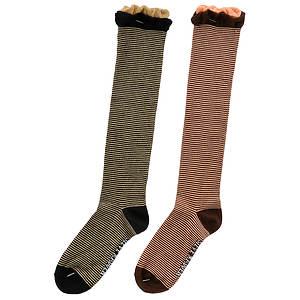 Steve Madden Women's SM26665 2-Pack Knee High Socks