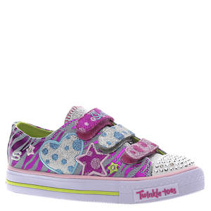 Skechers TT Shuffles-Polka Dot Crusher (Girls' Toddler-Youth)