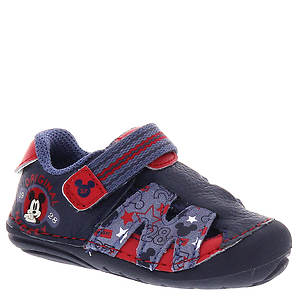 Stride Rite SRT SM Disney Mickey Sandal (Boys' Infant-Toddler)