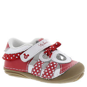 Stride Rite SRT SM Disney Minnie Sandal (Girls' Infant-Toddler)