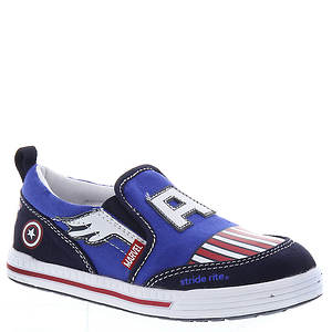 Stride Rite Captain America Slip-On (Boys' Toddler-Youth)