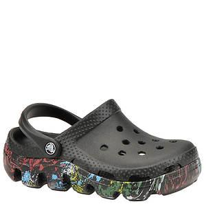 Crocs™ DS Splatter Graphic Clog (Boys' Infant-Toddler-Youth)