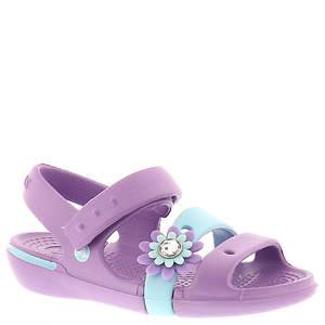 Crocs™ Keeley Petal Charm Sandal (Girls' Infant-Toddler)