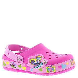 Crocs™ Lights Butterfly Clog PS (Girls' Toddler-Youth)