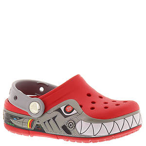 Crocs™ Lights Robo Shark Clog PS (Boys' Toddler-Youth)