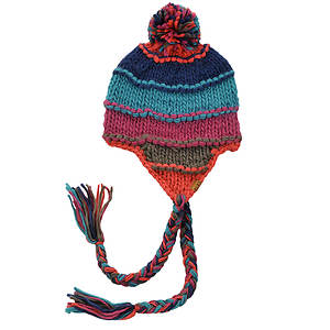 Roxy Northern Lights Knit Earflap Hat