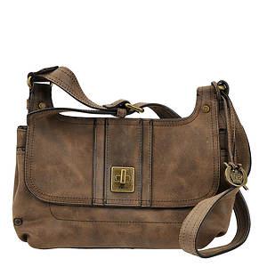 Born Tristan Flap Crossbody Bag