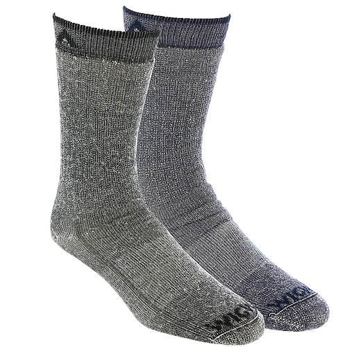 Wigwam Wool Merino Comfort Hiker 2 Pack