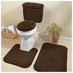 5-Piece Plush Bath Set