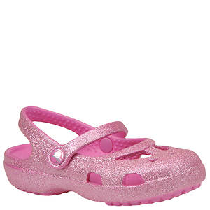 Crocs™ Shayna Hi Glitter Mary Jane (Girls' Infant-Toddler-Youth)