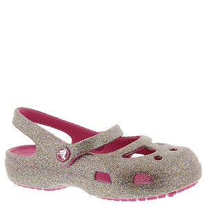 Crocs™ Shayna Hi Glitter Mary Jane (Girls' Infant-Toddler-Youth)