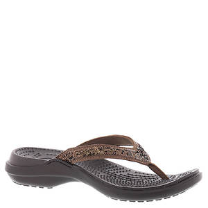 Crocs™ Capri Sequin Flip-Flop (Women's)