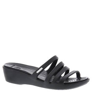 Crocs™ Rhonda Wedge Sandal (Women's)