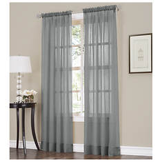 Erica Crushed Voile Panel Pairs