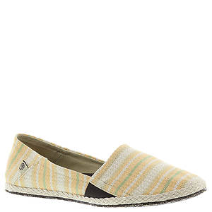 Ocean Minded Espadrilla Washed Printed Slip (Women's)
