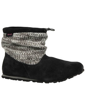Teva Women's Mush Atoll Ankle Boot Knitted