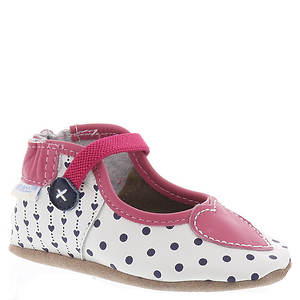 ROBeeZ I Heart Dots (Girls') Sof Soles