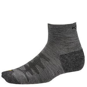 Keen Men's Olympus Lite Quarter Crew Socks