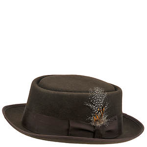 Stacy Adams Pork Pie Hat (Men's)