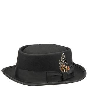Stacy Adams Pork Pie Hat (Men's)