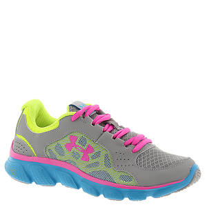Under Armour UA GGS Micro G Assert IV (Girls' Youth)