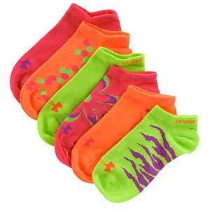 Under Armour Girls' Mix & Match Socks