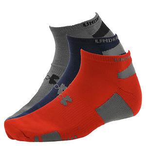 Under Armour Heatgear® No Show Socks 3 pk (men's)