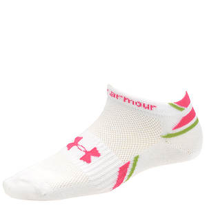Under Armour Phantom No Show Socks 3 PK (women's)