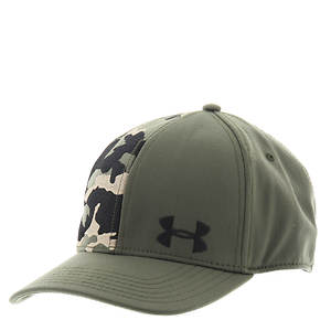 Under Armour Untouched Stretch Fit Graphic Baseball Hat (men's)
