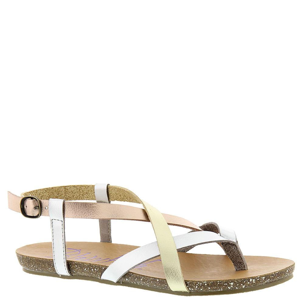 Blowfish Black Open Toe Shoes Sandals Size
