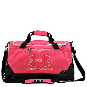 Under Armour UA Hustle Medium Duffel Bag (Women's)
