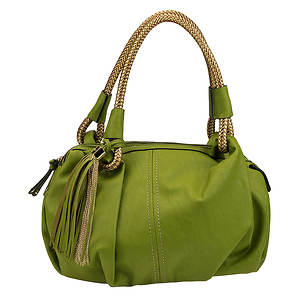 SR Squared by Sondra Roberts Easy Breezy Satchel