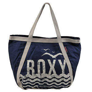 Roxy Cruise Cotton Beach Tote Bag