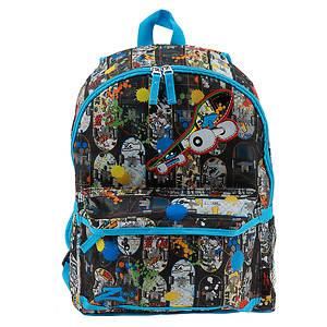 Skechers Boys' Skater Boy Backpack