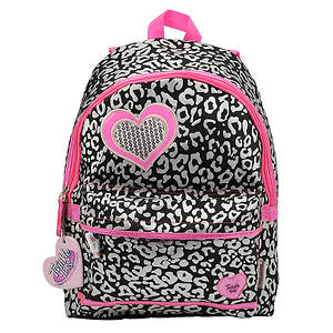 Skechers Girls' Cheetah Puff Backpack